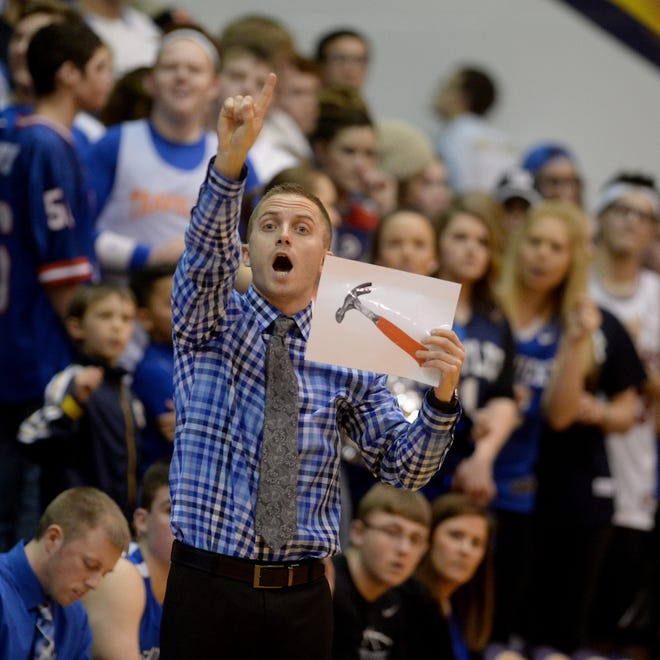 Seve Beach stepped as Centerville High School's head basketball coach on Wednesday night after five seasons.