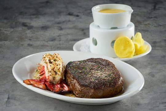 Ruth's Steak House is offering a Father's Day special.