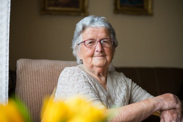 Timeless tips from seniors can help us endure today's tough times.