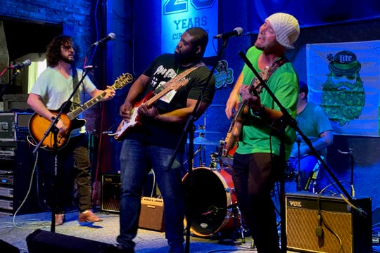 The Downtown Royalty will perform a preview party for music from the band's upcoming second CD from 8 to 10 p.m. Saturday at Sounds of Speedway at The Forum at 2120 Speedway Ave.