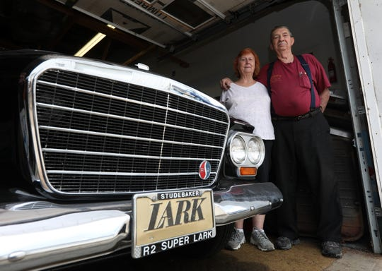 Jon Myer and his wife Betty run Myer's Studebaker Parts in Duncan Falls, one of the largest Studebaker parts and restoration facilities in the country.