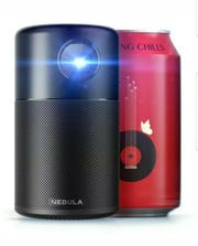 Anker Nebula Capsule soda-can sized portable projector