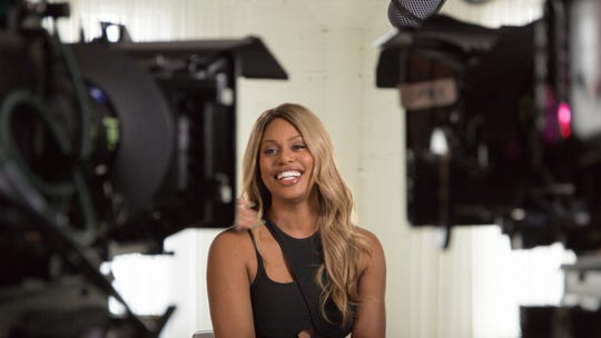 """Laverne Cox discusses transgender representation in media, past and present, in the documentary """"Disclosure."""""""