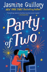 """""""Party of Two,"""" by Jasmine Guillory."""