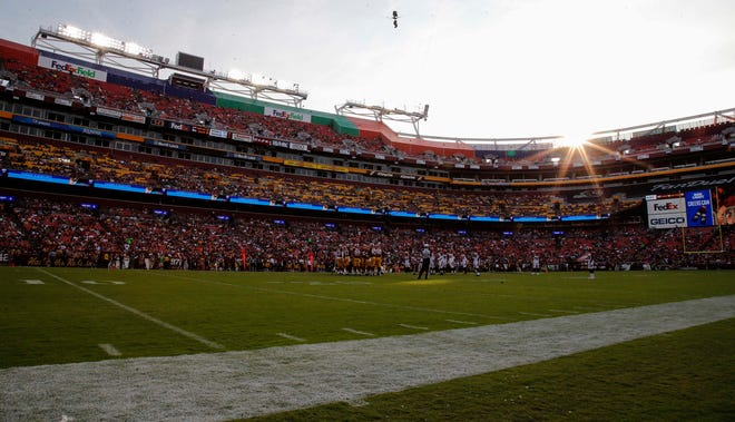 FedEx, who hold the naming rights for the NFL stadium in Landover, Maryland, has asked the Washington team to change its nickname.