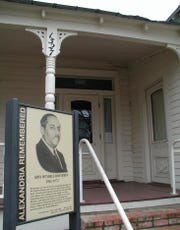 The house where renowned African American writer Arna Wendell Bontemps was born is home to the Arna Bontemps African American Museum & Cultural Center. It is located on 3rd Street in downtown Alexandria.