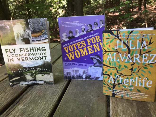 Authors with Vermont connections have penned books ready for summer reading.