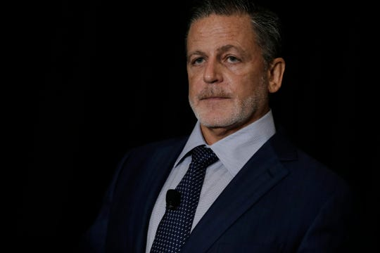 Rocket Companies, the parent of Quicken Loans, is expected to launch its IPO this week. The stock is expected to trade on the New York Stock Exchange on Thursday. Dan Gilbert, the founder and chairman, will retain a good deal of control of the mortgage giant. File photo:  Dan Gilbert, September 2017.