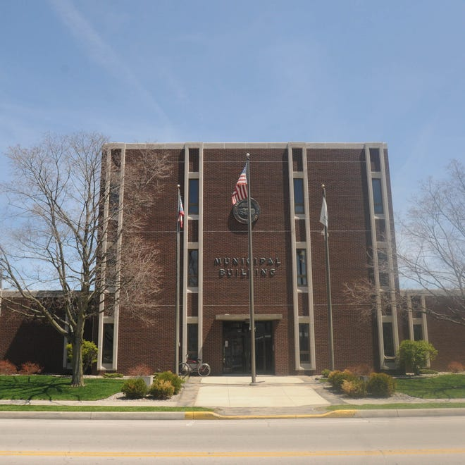 Fremont City Hall.