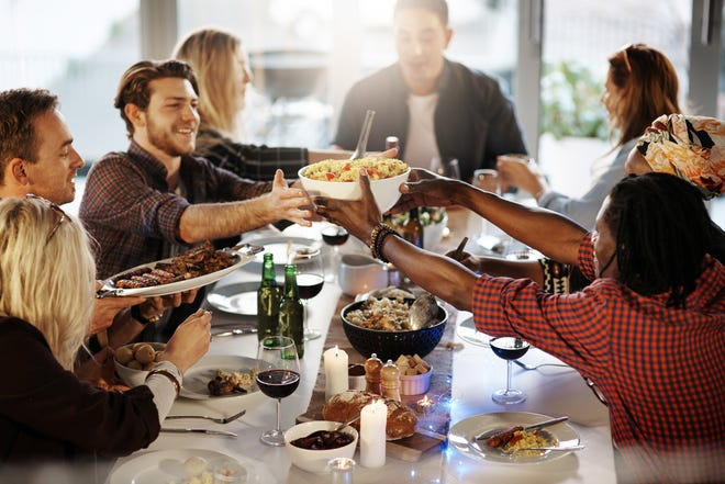 Take the stress out of hosting family gatherings by enlisting professionals.