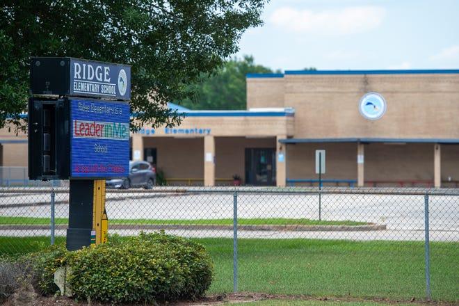 Ridge Elementary School. Thursday, June 18, 2020.