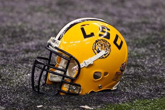 """A former LSU football player filed a federal lawsuit Thursday against theuniversityfor its """"unjust and discriminatory decision"""" to suspend him from the team after a female student claimed he forced her to have sex."""