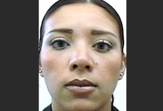"Jessica Johanna Oseguera González, known as ""La Negra,"" is the daughter of CJNG cartel leader El Mencho"