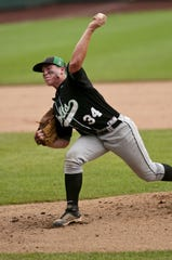 Brendan Liberti was named the News Journal's Player of the Year after his hitting and pitching (he was 9-0) helped Clear Fork win a 2010 state baseball title.
