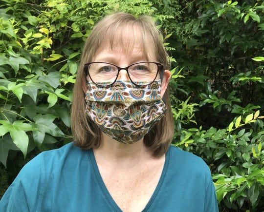 AUM biology professor Karen Stine.