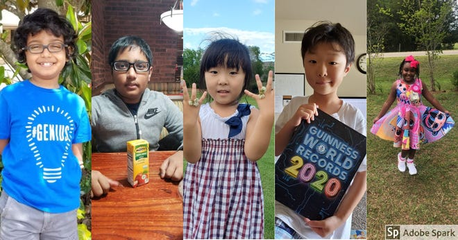"""""""MGM Reads 30"""" campaign honors five student readers."""