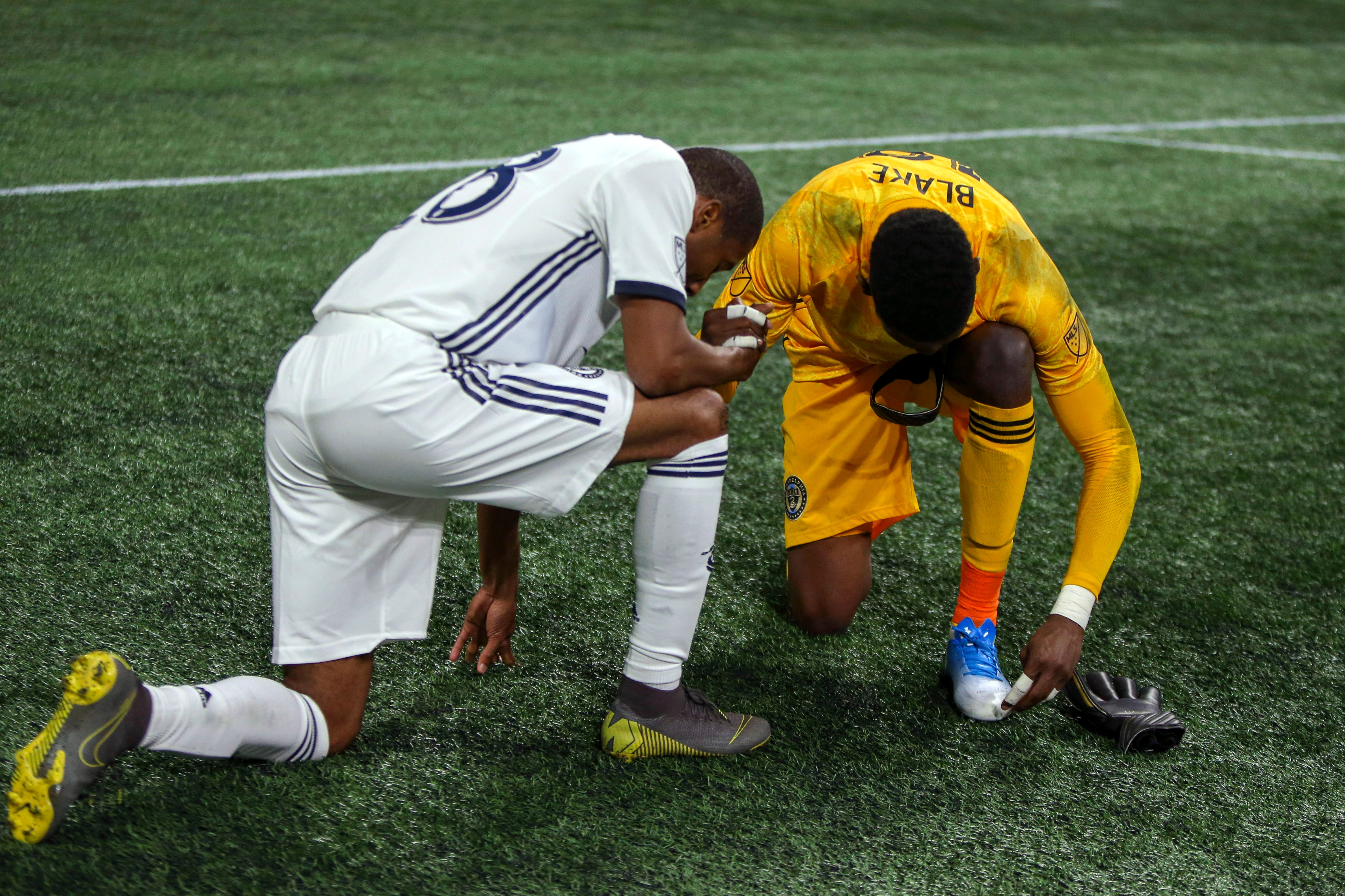 Black Players Coalition of MLS goes public with objectives for change, collaboration with MLS