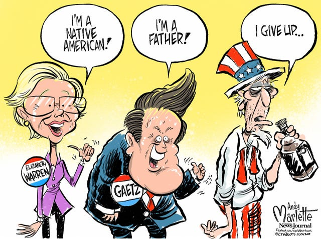 Political Cartoons Of The Week June 19
