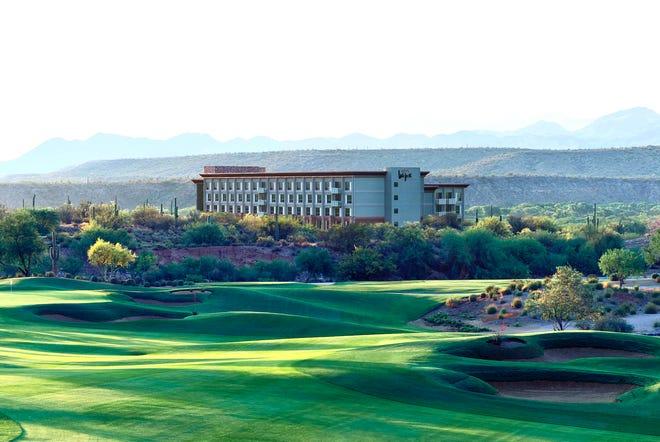 We-Ko-Pa Casino Resort is the sparkling new jewel of the Phoenix area.