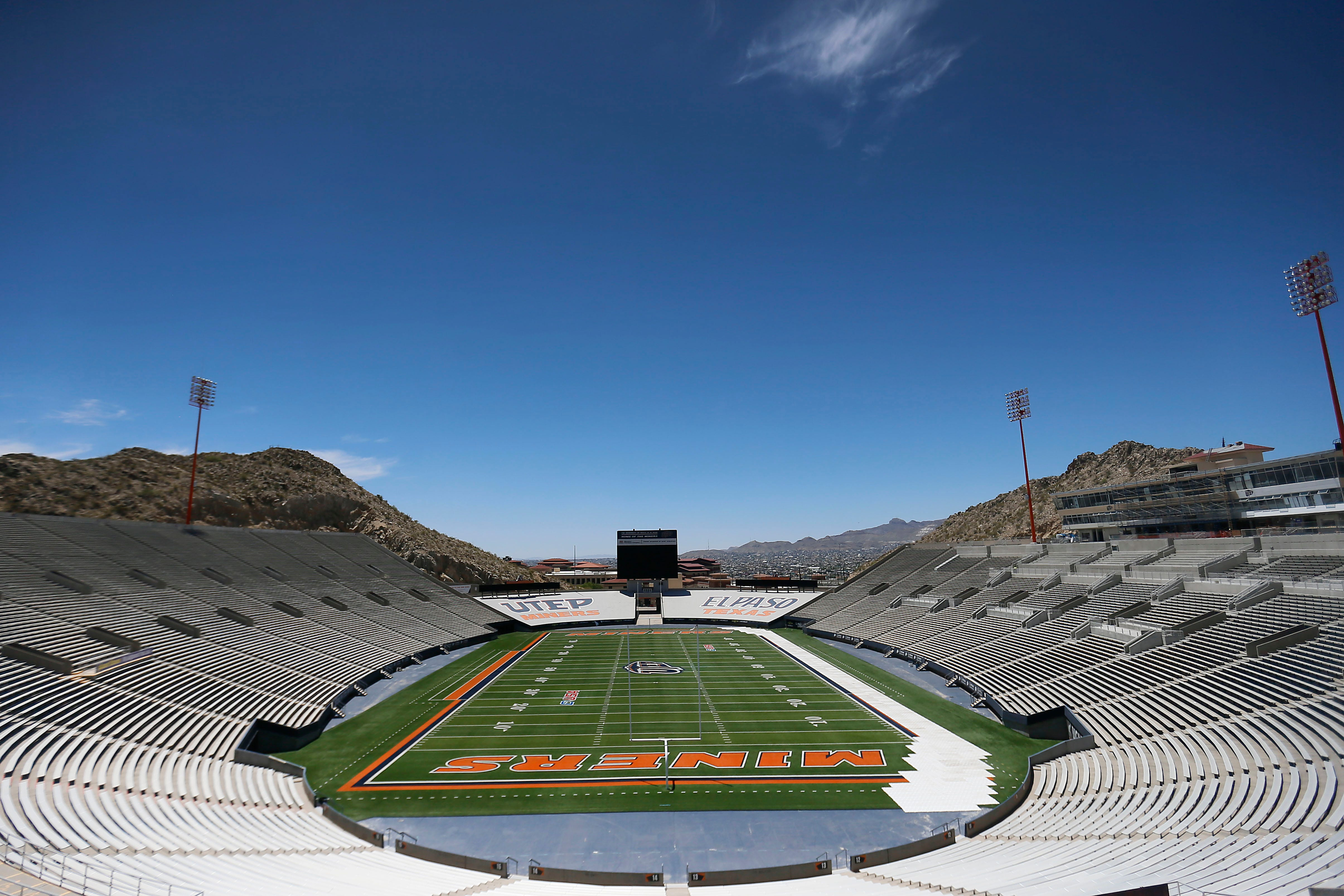 COVID-19 leads to another college football postponement, the third in four weeks for UTEP