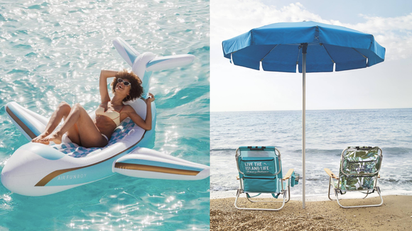 25 game-changing beach essentials you need this summer