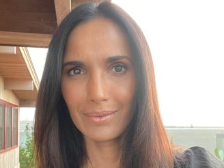 Padma Lakshmi is quarantining in Long Island.