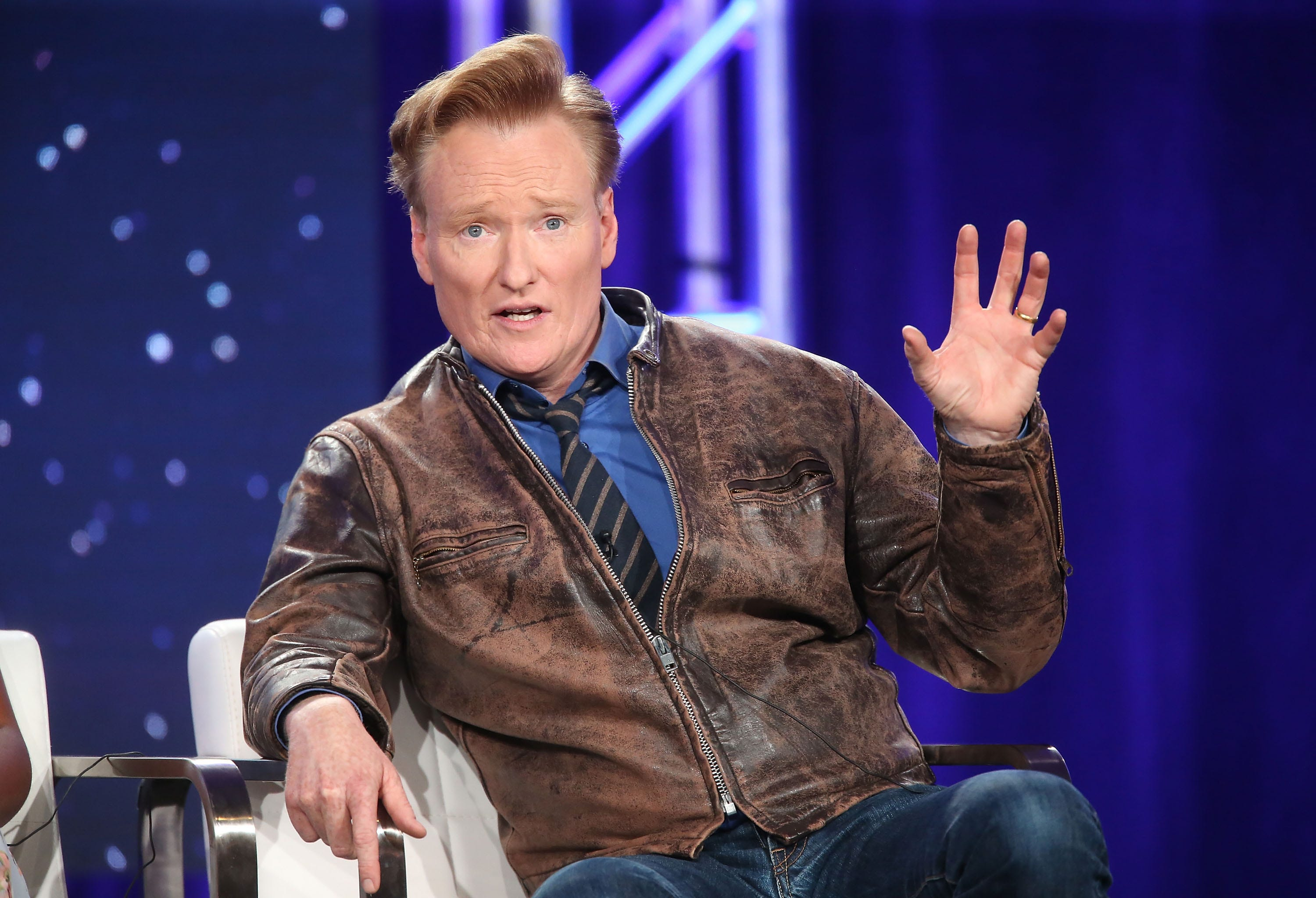 Conan O Brien s late-night talk show gets June finale date, special guests set for closing weeks