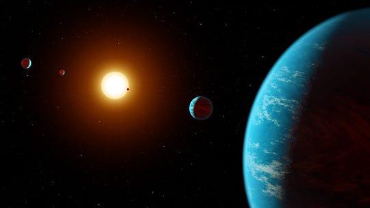 Wetenschappers hebben meer dan 4.000 planeten buiten ons zonnestelsel ontdekt.  In hun zoektocht naar intelligent leven zoeken astrofysici naar fysieke en chemische handtekeningen die wijzen op geavanceerde technologie.