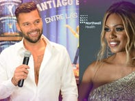 Laverne Cox and Ricky Martin talk to USA TODAY about commemorating Pride Month during the Black Lives Matter protests.
