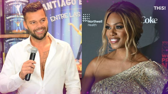 Katy Perry, Ricky Martin, more celebrate LGBTQ+ community with 'Can't Cancel Pride' event