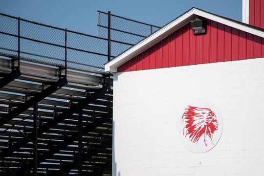 Arrrowhead Stadium at Huron High School in New Boston, Friday, June 19, 2020.
