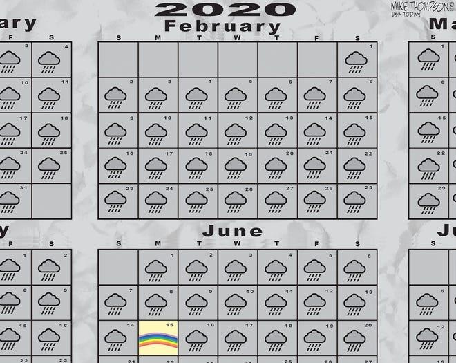 Supreme Court calendar