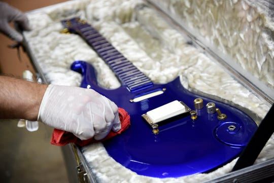 On Friday,  the instrument shot past the top estimate of $200,000 it was expected to fetch at the Music Icons sale at the auction house.