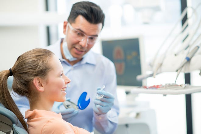 Choosing Invisalign for your orthodontic treatment is a great choice for people who want to make their smiles speak for itself — without putting the focus on braces.
