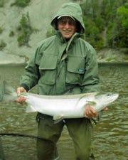 Bob Kinsley was an avid outdoorsman.
