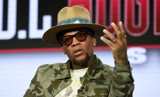 D.L Hughley has announced he's tested positive for COVID-19, following his collapse onstage during a performance Friday in Nashville, Tenn.