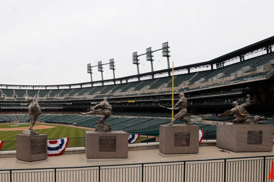 The Tigers would prepare for the season in Detroit, not Lakeland.