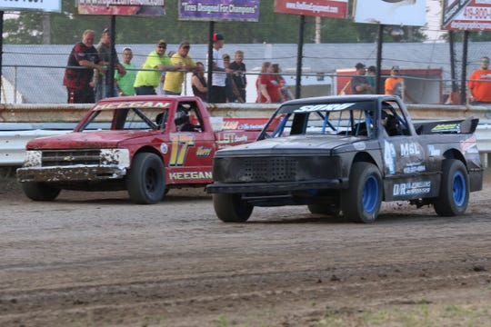 Fremont Speedway opened the 2020 season on Saturday.