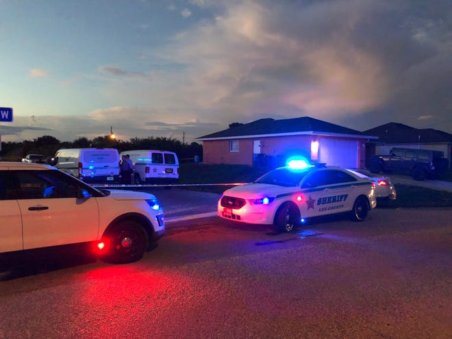 A homicide investigation is underway in Lehigh Acres where a man was shot Saturday evening and later died from his injuries.