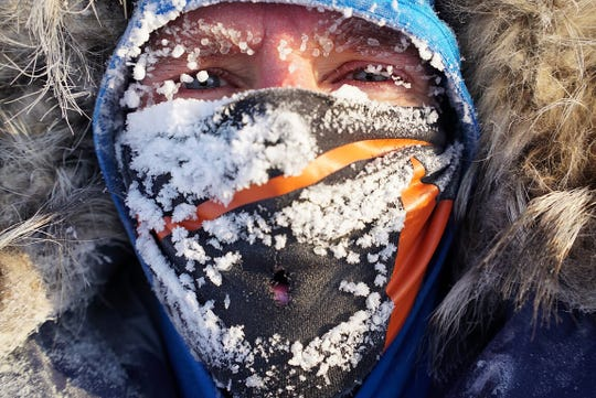 It was anything but balmy when Willard native Sean Swarner found his way to the North Pole in 2017.