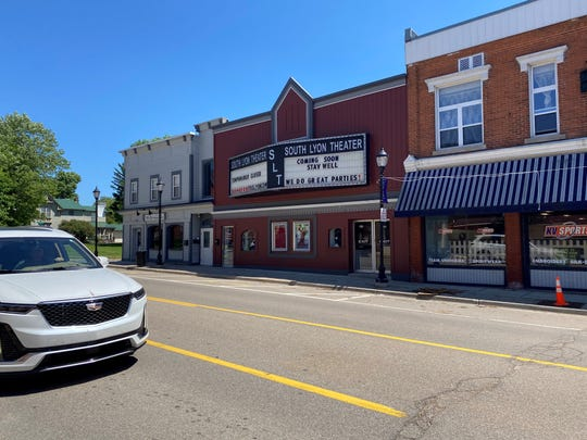 South Lyon Theater owner Debra Neil said she is checking out other theaters to see what's working best for when she reopens.