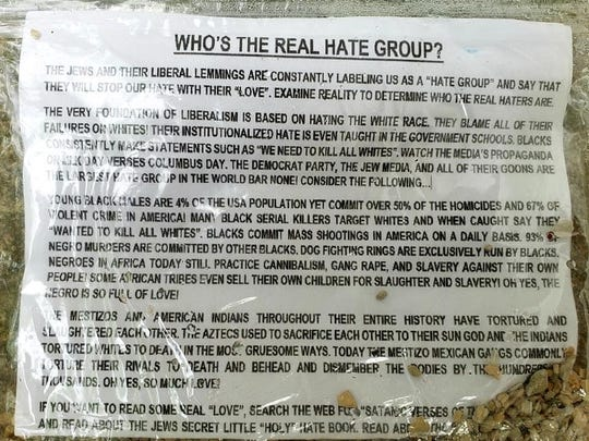 Residents in Ocean Pines, Berlin and West Ocean City found KKK flyers in their driveways, amid a global movement against racism and police brutality.