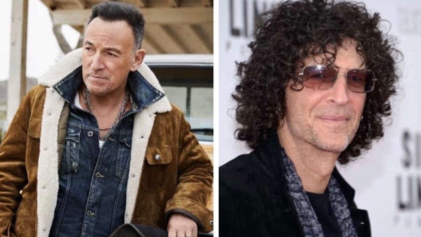 Bruce Springsteen, Howard Stern and the rise of radio resistance ...