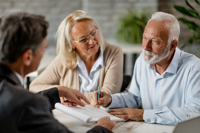 Estate planning can be a complex process, but it's also one of the most important parts of financial planning that shouldn't be overlooked.