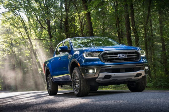 The 2020 Ford Ranger took the top spot in Cars.com's 2020 American-Made Index.