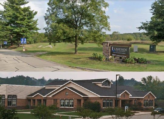 Lakeside Academy in Kalamazoo, Michigan.