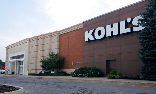 This Tuesday, Aug. 22, 2017, photo, shows a Kohl's retail store in Salem, N.H. Like brick-and-mortar peers, Kohl's has seen its business upended in 2020.