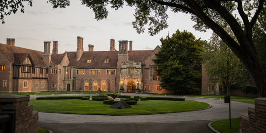 Meadow Brook Hall in Rochester is open again for tours.