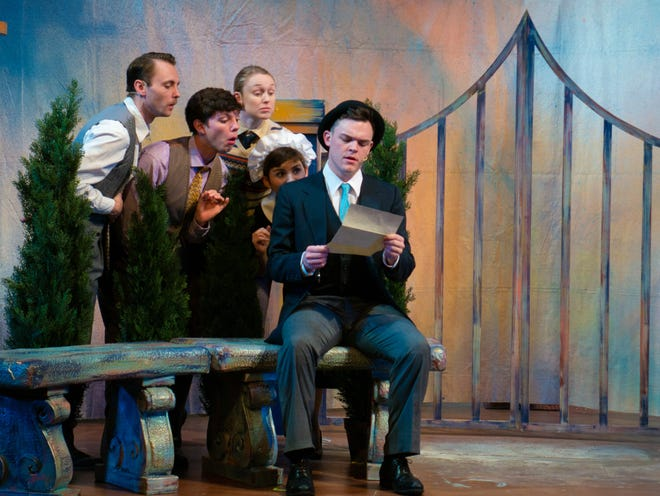 """Florida Rep's youth-theater production of """"Twelfth Night"""""""
