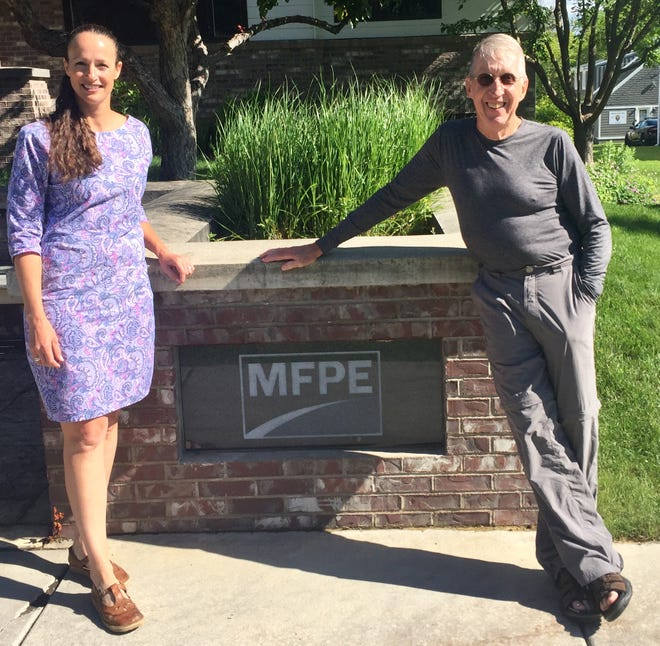 New Montana Federation of Public Employees President Amanda Curtis and outgoing president Eric Feaver discuss the future of the MFPE.